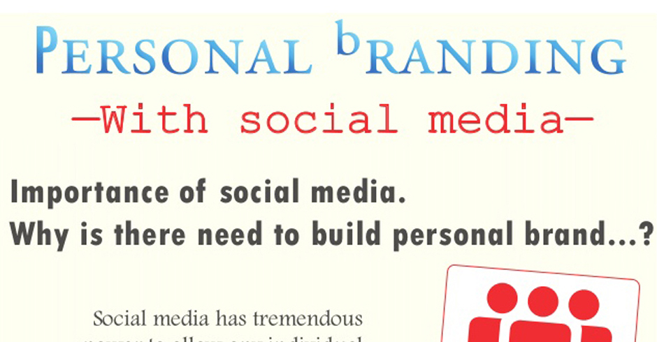 personal-branding-with-social-media-infographics