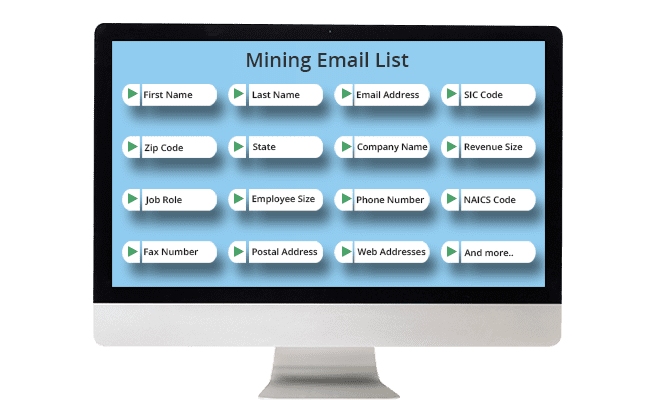 Mining Email List