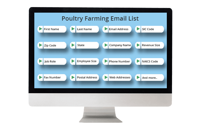 Poultry Farming List