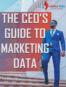 The CEO's guide to marketing data