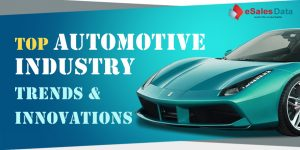 Automotive Industry trends and innovations